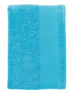 azur tex yachting serviette island 30 89200 turquoise a