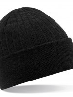 bonnet thinsulate beechfield noir