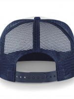 casquette filet dos marine 32969
