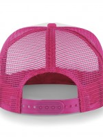 casquette filet dos rose 32969