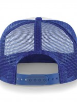 casquette filet dos royal 32969
