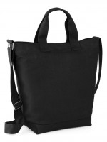 sac coton canvas noir 62629