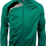 veste survetement pa306 green