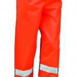 pantalon haute visibilite hurricane orange