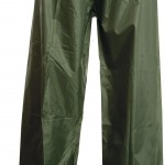 pantalon pluie set nylon pants green high