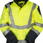 veste haute visibilite freeway giallo fluo high