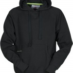 sweat homme capuche atlanta noir
