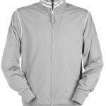 sweat homme drytech zip derby gris