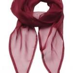 foulardsoiefemmebordeaux