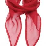 foulardsoiefemmerouge