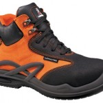 roissy orange chaussures de securite