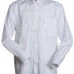 chemise homme trophy bianco high