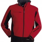 veste homme storm rosso high