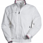 blouson homme pacific bianco high