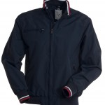 blouson homme pacific blu navy high
