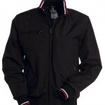 blouson homme pacific nero high
